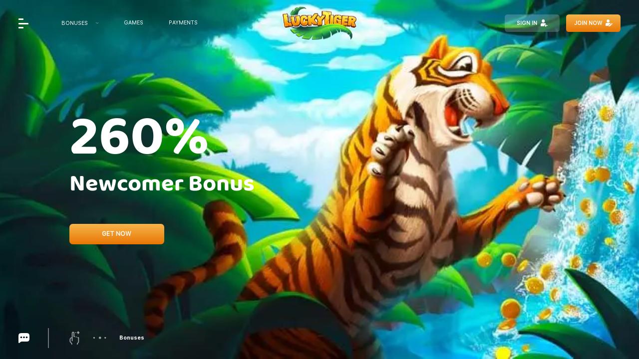 Tiger Casino Download