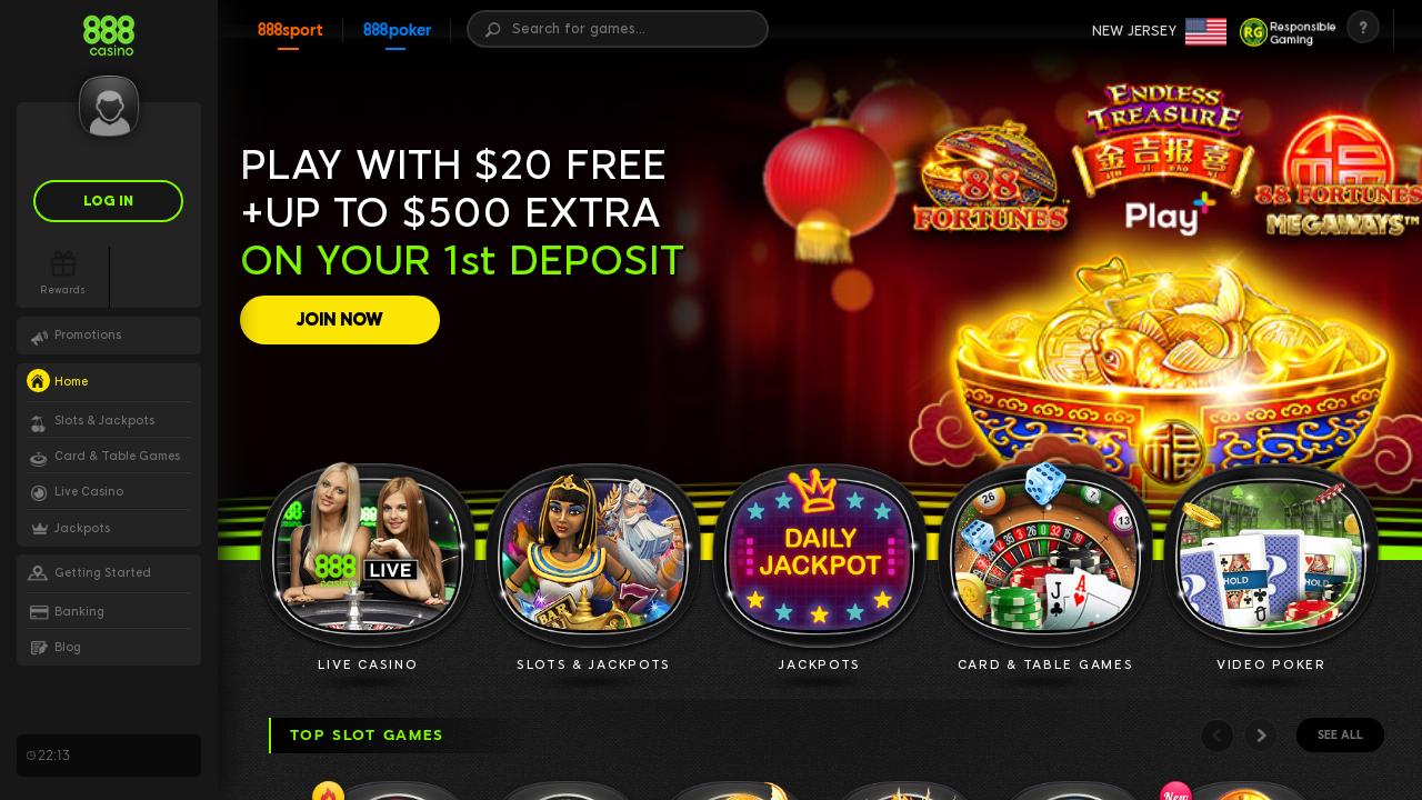 888 Casino Apk Download
