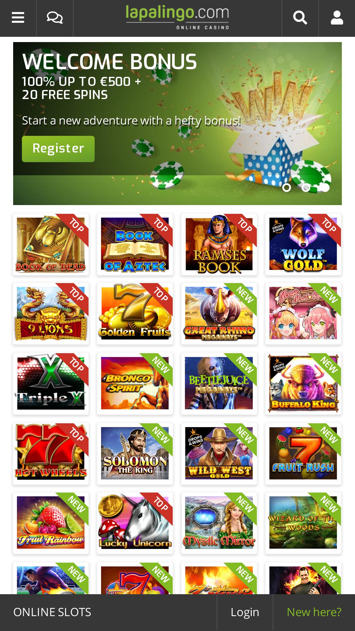 Lapalingo App