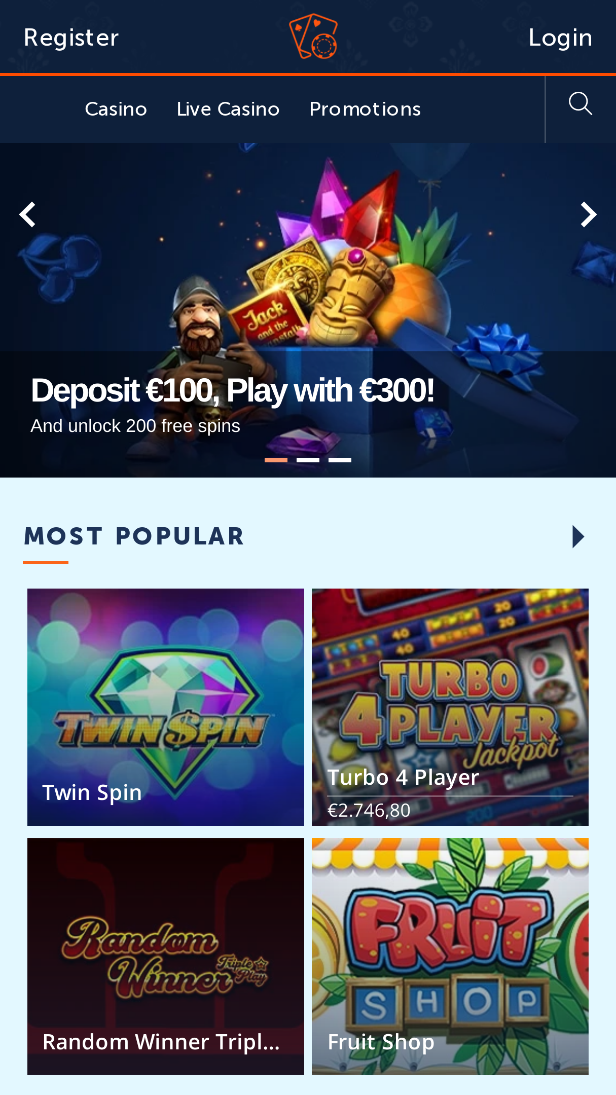 Casino Apps Download