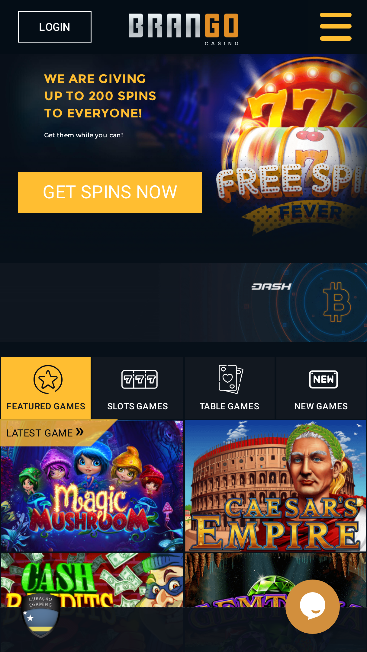 online free casino table games