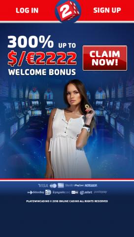 Play2win Casino Mobile