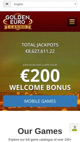 Euro Casino App