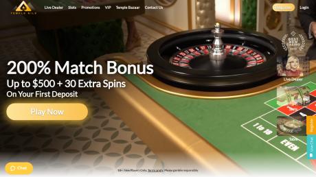 Bodog casino slots
