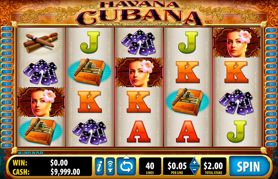 Havana Cubana Slot