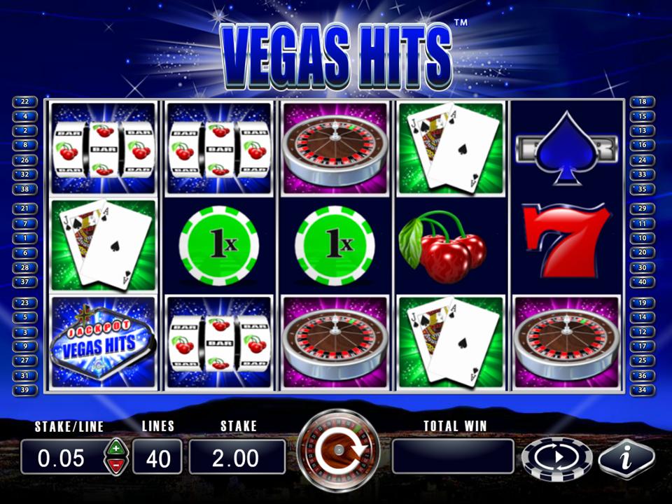 Vegas Hits Mobile