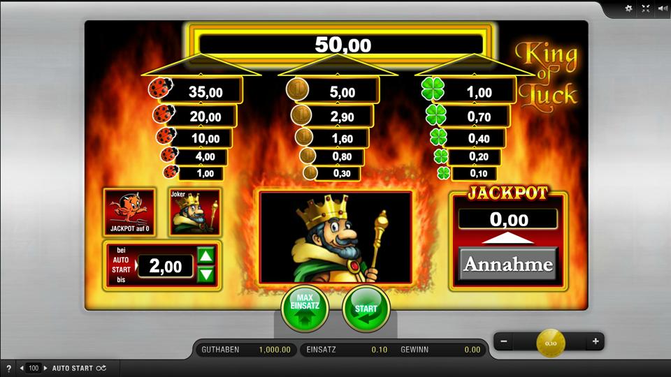 Henry bucks online slots